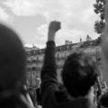 Protest against Police brutality (Paris)