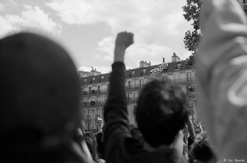 Protest against Police brutality (Paris)
